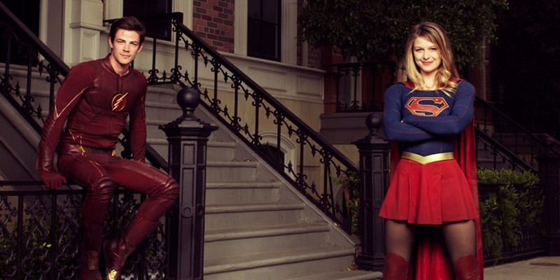 Flash and Supergirl Crossover Happening!