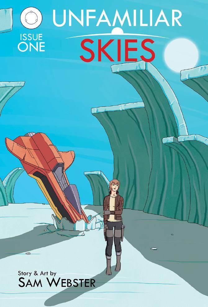 Unfamiliar Skies issue 1