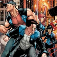 Valiant Announces Harbinger Wars II