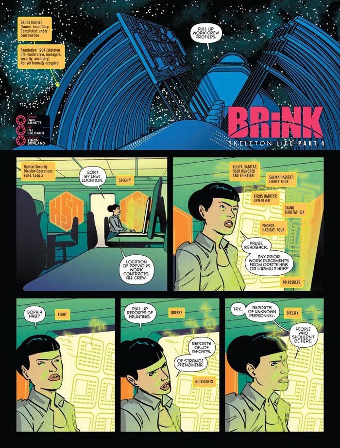 Brink: Skeleton Life